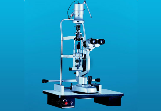 Slit Lamp (Ultima) IE-02 Stepper Magnification (5 Steps)